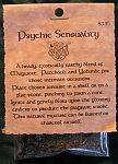 Psychic Sensuality - Herbal Incense